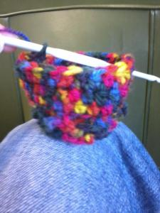 creating a freeform basket