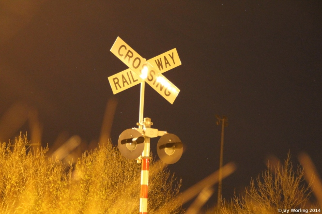 Railway Crossing Sept 14